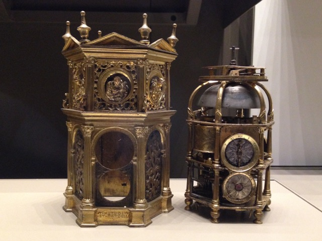clocks form the British Museum